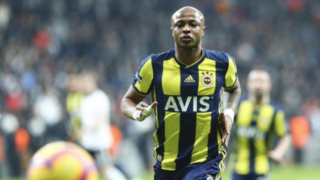 Gana Milli Takımı'nın yeni kaptanı Andre Ayew oldu