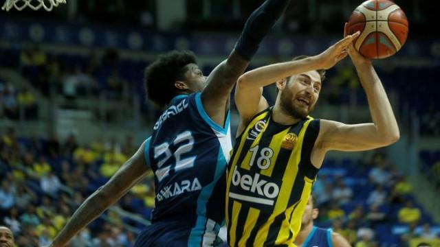 Fenerbahçe Beko 82 - 72 Türk Telekom