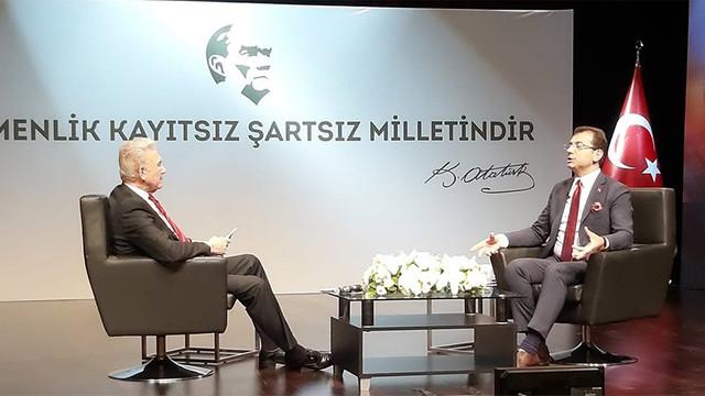 İmamoğlu: ''CNN Türk'teki 4 kameraman kovuldu''