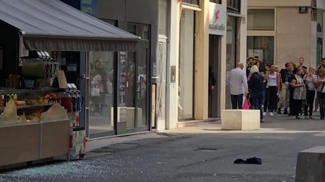 Avrupa'nın göbeğinde bombalı saldırı: 13 yaralı
