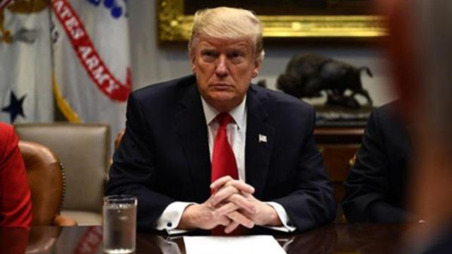 Trump'tan bir Ortadoğu kararı daha !