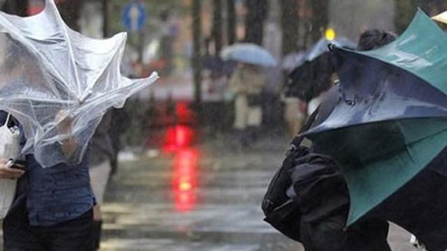 Meteoroloji 5 kenti uyardı ! Kuvvetli geliyor...