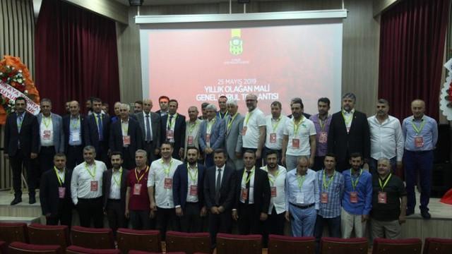Yeni Malatyaspor'un borcu 11 milyon 500 bin lira