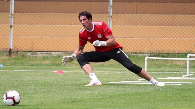 Uruguaylı kaleci Sergio Rochet, formayı terletmeden sezonu bitirdi
