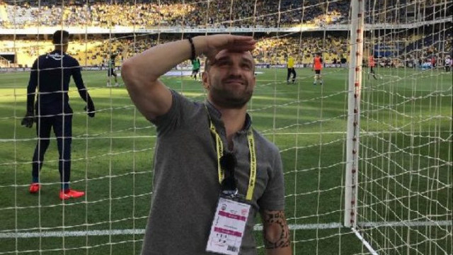 Valbuena, Fenerbahçe taraftarına veda ettti