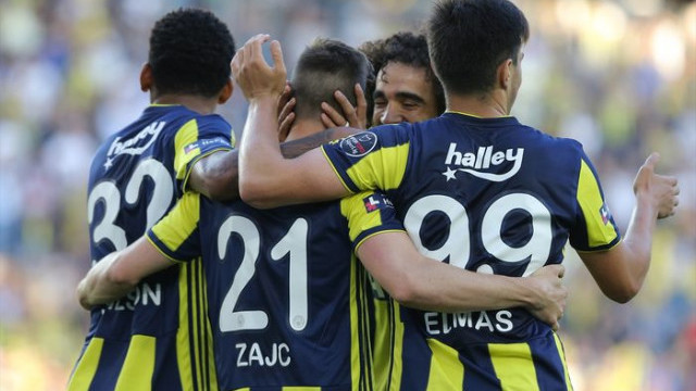Fenerbahçe 3 - 1 Antalyaspor