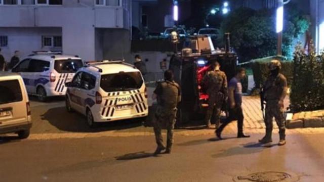 İstanbul'da polise silahl saldırı