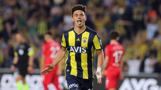 Eljif Elmas: Fenerbahçe ile beraber karar vereceğiz