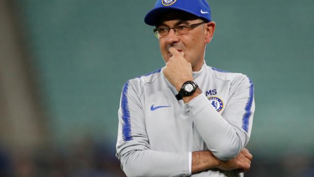 Maurizio Sarri: Kupayla dönmek istiyoruz