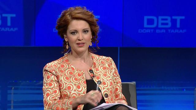 Nagehan Alçı: ''Tarafsızlık yalanına hiçbir zaman sığınmadım''