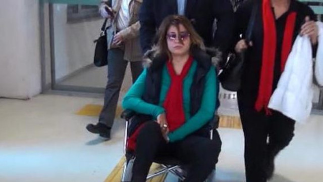 Spiker Kübra Eken'i darp eden Bülent Eken'in cezası onandı