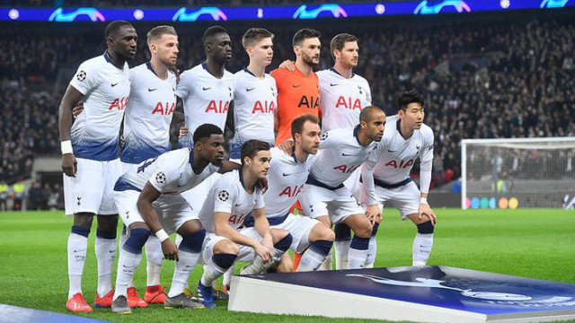 Tottenham'da hedef ilk kupa