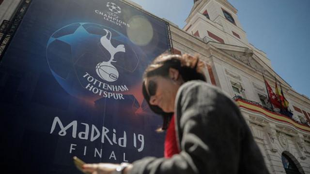 Madrid'de Şampiyonlar Ligi finali fırsatçılığı