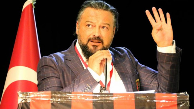 Eskişehirspor'un yeni başkanı Osman Taş oldu