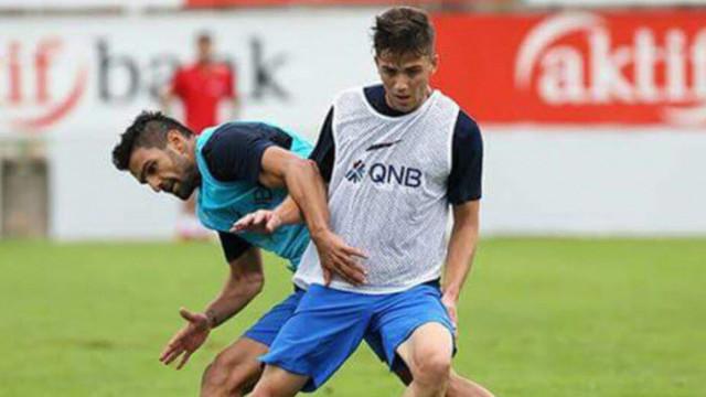 Yusuf Yazıcı ve Abdulkadir Ömür'ün kaptanı, Mesut Yaylı'ya 1 Lig'den talip var