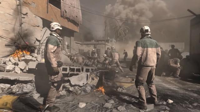 Call of Duty serisinden YPG çıktı