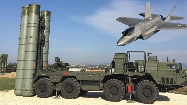 S-400 ve F-35 derken Çin'den yeni hamle !