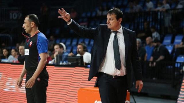 Ergin Ataman: Galatasaray serisi zor geçecek