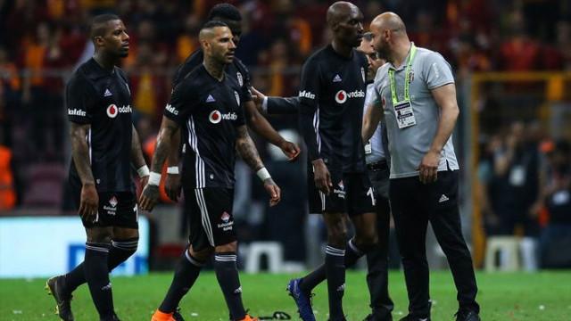 Ricardo Quaresma ve Adriano Galatasaray derbisini değerlendirdi