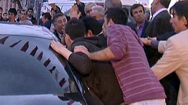 AK Partililerin darp ettiği CHP'lilere soruşturma