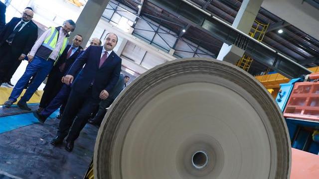 Türkiye'den dışa bağımlılığı azaltacak yatırım