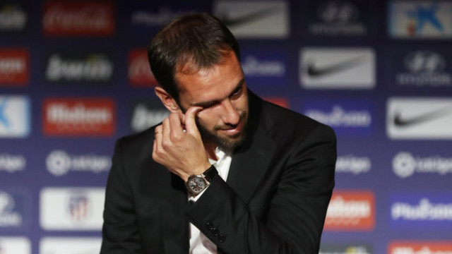 Diego Godin Inter ile anlaştığını ve sezon sonu Atletico Madrid'den ayrılacağını açıkladı