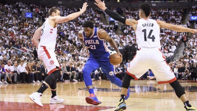 Toronto Raptors, konferans finaline göz kırptı