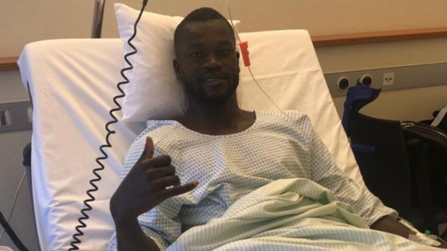 Atiker Konyasporlu Fallou Diagne ameliyat oldu
