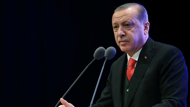 Erdoğan: ''Belediyelere T.C. ibaresi asmak riyakarlıktır''