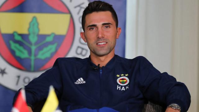 Hasan Ali Kaldırım Fenerbahçe'de kalıyor