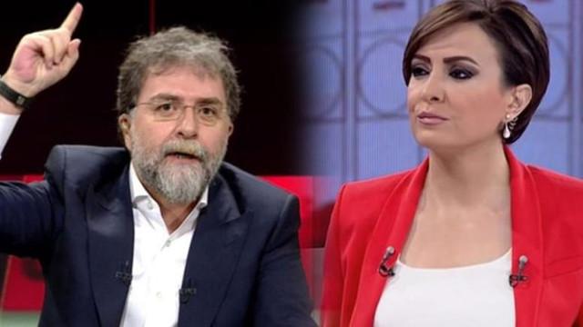 Didem Arslan Yılmaz'dan Ahmet Hakan'a gönderme