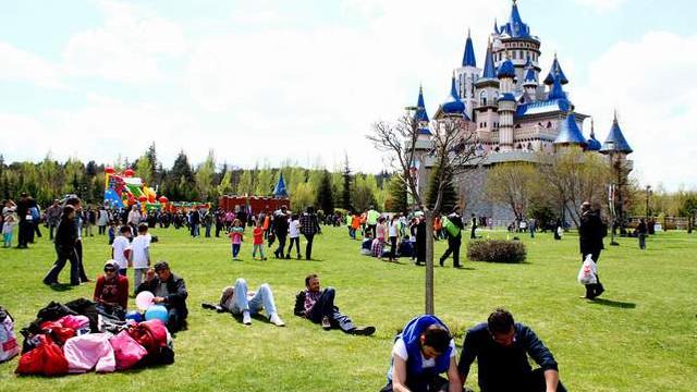 Ramazan Bayramı'nda Eskişehir'e turist akını