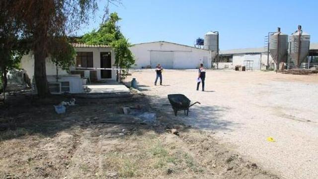 Çiftlikte korkunç olay ! 16 yaşındaki kız da gözaltında