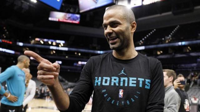 Tony Parker basketbolu bıraktığını açıkladı