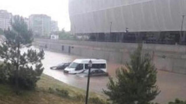 Ankaragücü tweet attı Yavaş talimatı verdi !