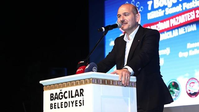 Soylu'dan ABD'ye: Size haraç veren bir Türkiye olmayacağız