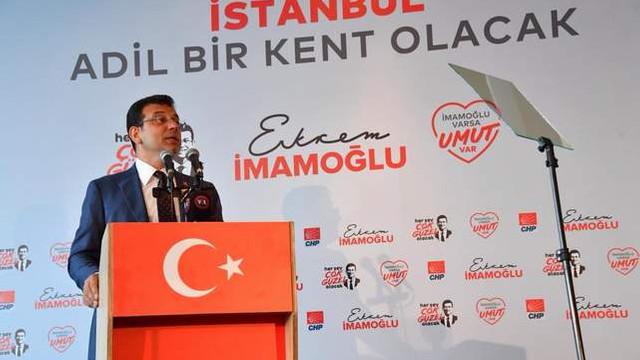 Ekrem İmamoğlu İstanbul projelerini açıkladı