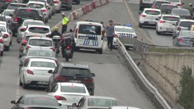 15 Temmuz Şehitler Köprüsü'nde silah sesleri