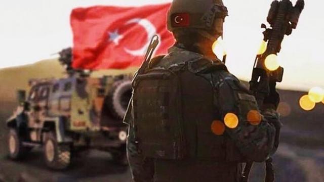 Afrin'deki birliğimize saldıran 10 terörist öldürüldü