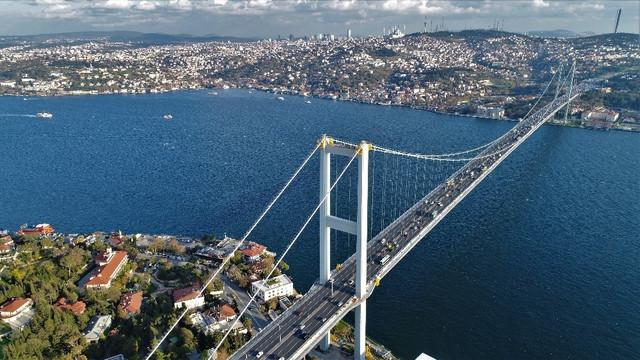 Hangi araç hangi köprüyü kullanabilir ? İBB grafik yayınladı