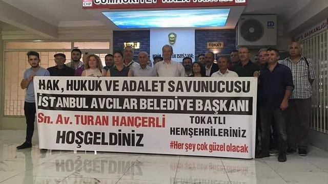 Turan Hançerli'den Bayram Mesaisi