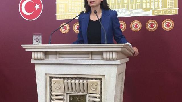 HDP'li vekilden ''IŞİD'li militan için tören'' sorusu !