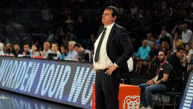 Ergin Ataman: Şampiyon Anadolu Efes olacak