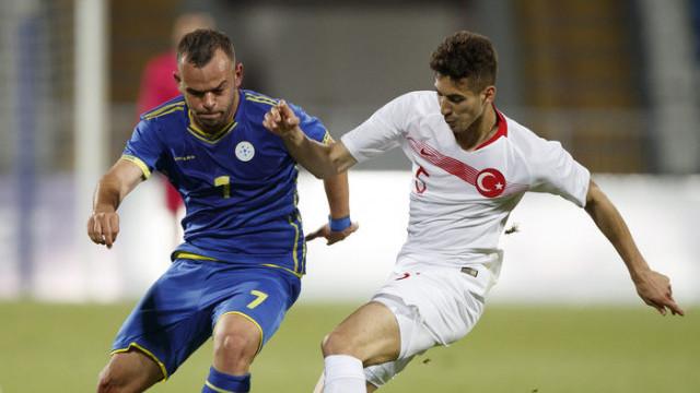 Kosova 3 - 1 Türkiye (U21 Avrupa Şampiyonası Elemeleri)