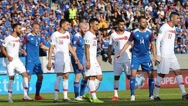 Hasip Kaplan'ın İzlanda maçıyla ilgili paylaşımı tepki çekti
