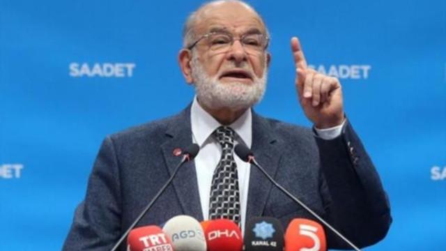 Karamollaoğlu'nun pasaport açıklamasına yanıt geldi