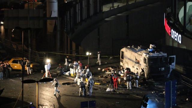 Beşiktaş saldırısının faillerinden biri daha yakalandı