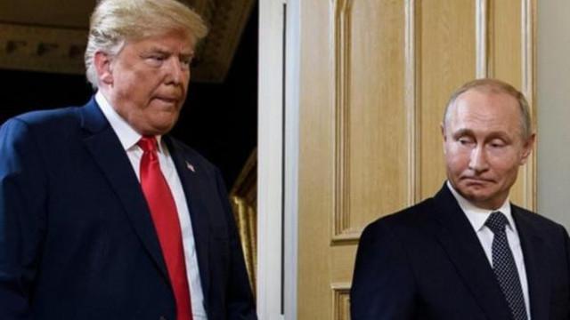 ''Putin'le görüşeceğim'' diyen Trump'a Rusya'dan yanıt