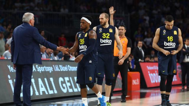 Türkiye Basketbol Federasyonu'ndan Fenerbahçe Beko'ya bir ceza daha