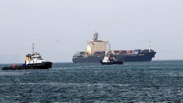 Umman Denizi'nde 2 tankerde patlama